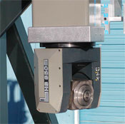 5 axis cnc router head
