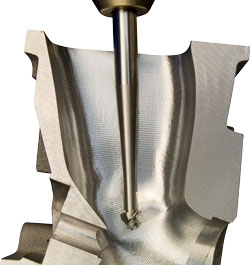 high speed multi axis cnc machining