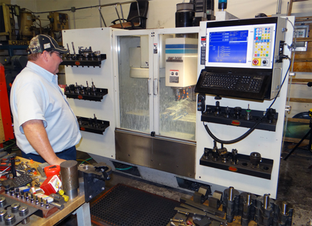 Fadal 3016 VMC CNC retrofits parts repair service
