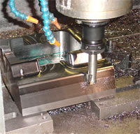 Free High Speed Processing provides smooth continuous tool motion for superior contouring.
