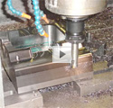High speed processing CNC Video.
