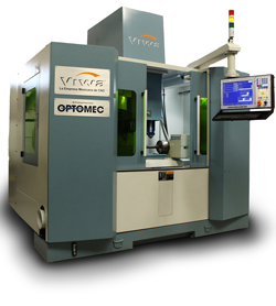 Additive 3D Laser CNC Machining Center