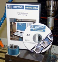 CENTROID Mill control Basic Training DVD