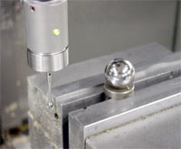 CNC Auto fixture,part and vise zero setting. eliminates edge finders, center finders and is faster and more accurate.