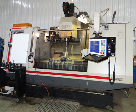 milling machine repair service