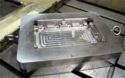 Devlieg CNC part
