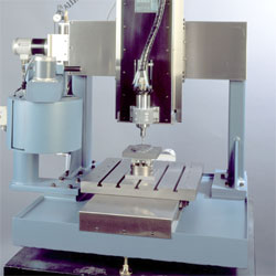 3 axis bench top CNC mill with Automatic tool changer