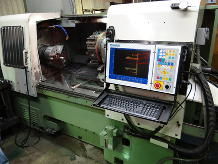 Mori Seiki SL-3 replacment parts and cnc retrofit upgrade service