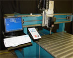 CNC Router retrofit control system for all kinds of CNC routers.