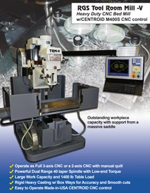 CNC Bed Mill Brochure
